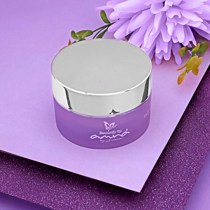 BRIGHTENING FACE GLOW MASK