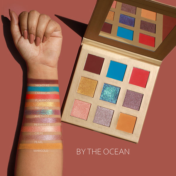 By The Ocean Eye Shadow Palette