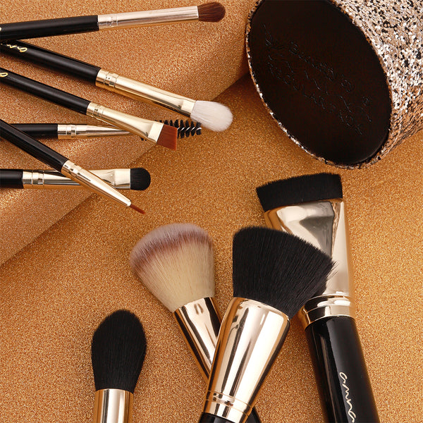 Pro Makeup Brush Set
