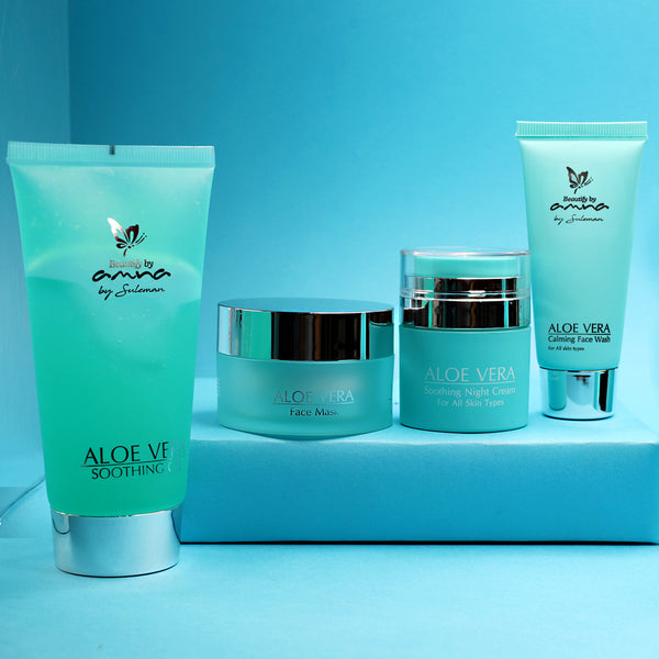 ALOE VERA DEAL #1 (FOR ALL SKIN TYPE)