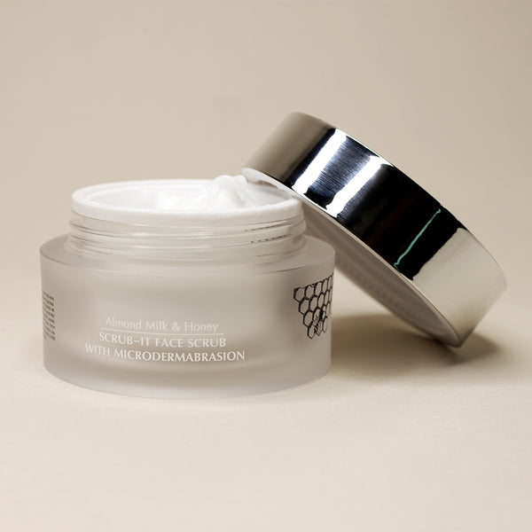 SCRUB-IT FACE SCRUB WITH MICRODERMABRASION