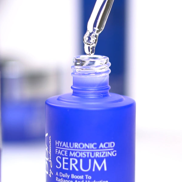 HYALURONIC ACID - FACE MOISURIZING SERUM
