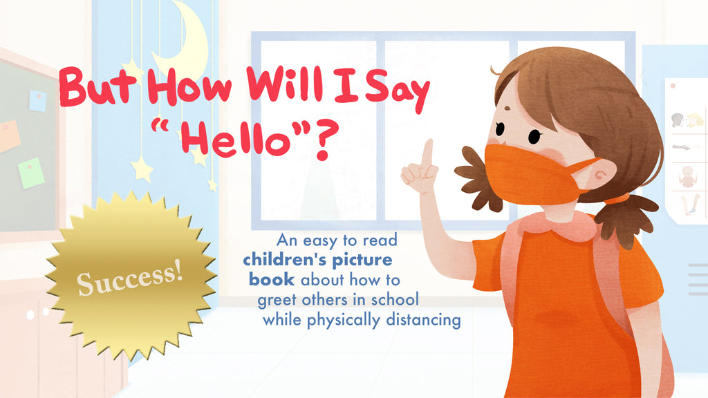 But How Will I Say Hello? Successfully Funded Kickstarter Campaign