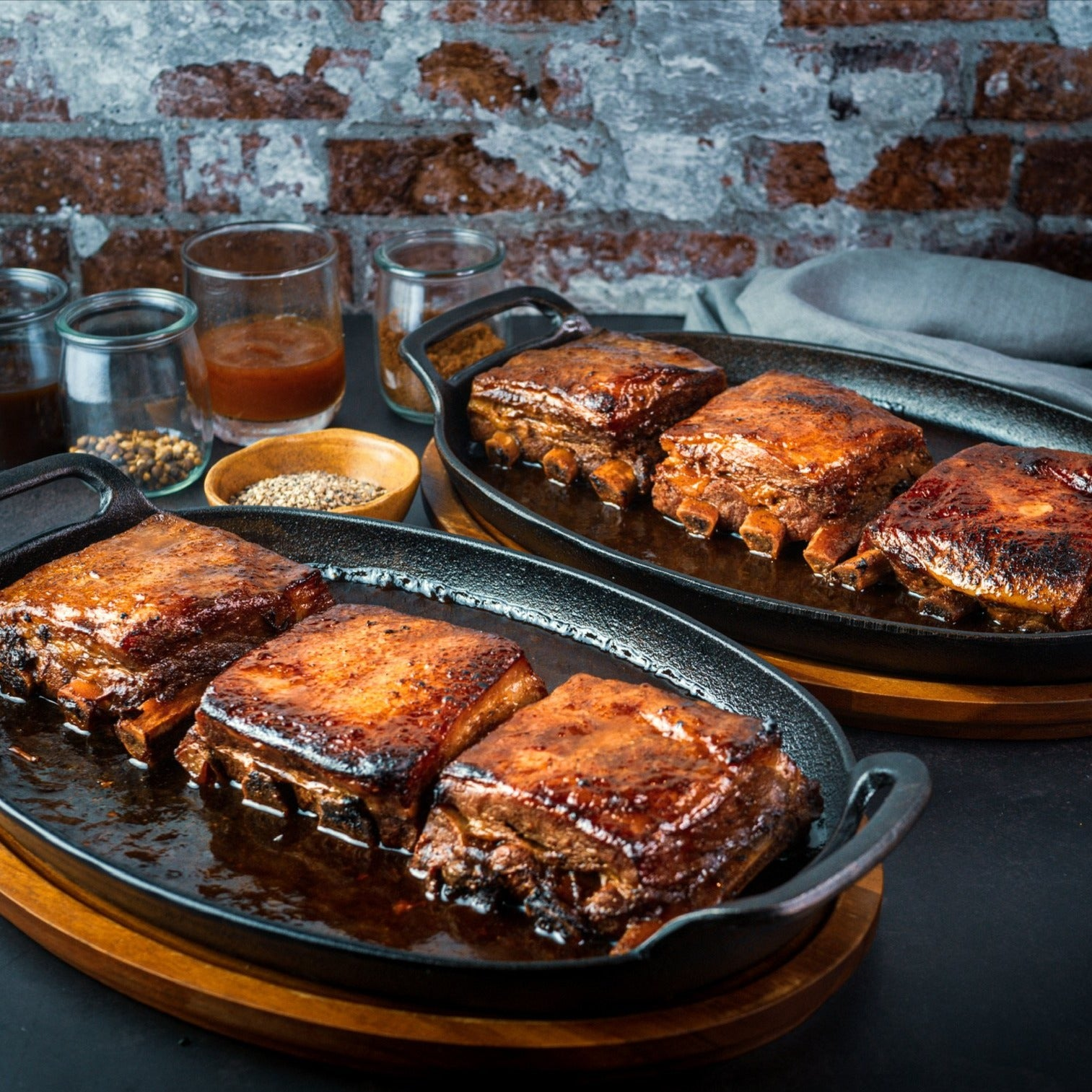 Biggs Ribs 6-PC (Approx. 1500g)