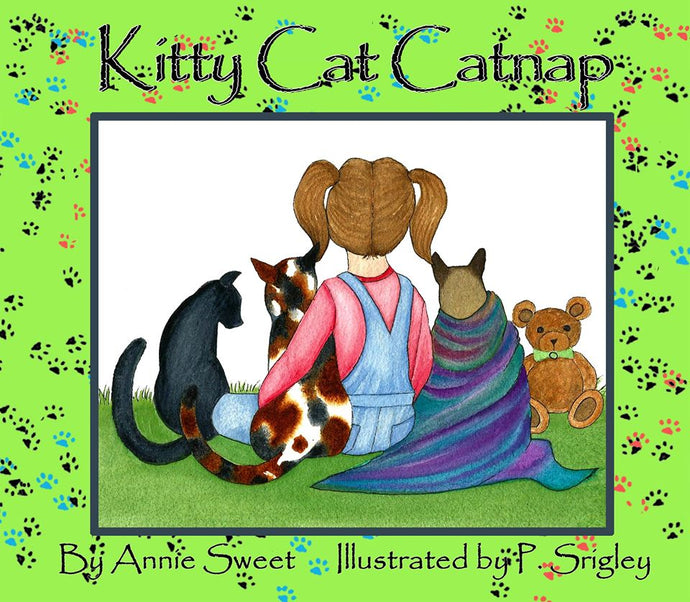 Kitty Cat Catnap (Children's Book)