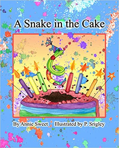 A Snake in the Cake (Children's Book)