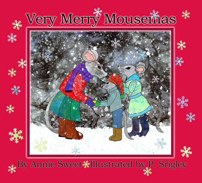 Very Merry Mousemas (Children's Book)