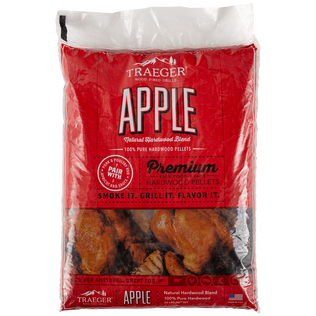 Traeger® Apple Pellets