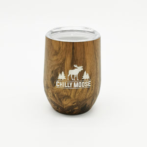 Chilly Moose® 12 oz Boat House Wine Tumbler
