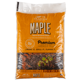 Traeger® Maple Pellets