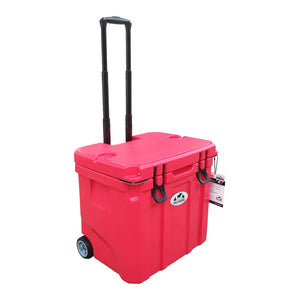 Chilly Moose® 35 LTR Cooler w/Wheels