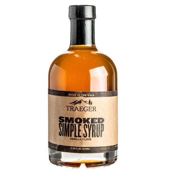 Traeger® Smoked Simple Syrup (12.68 OZ)