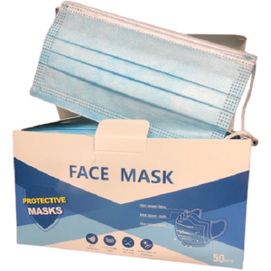 Face Masks - Box 50