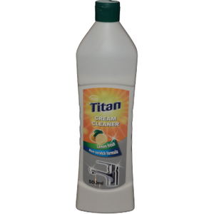 Titan Cream Cleaner - 500ml
