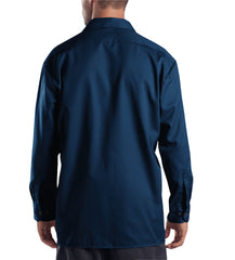 Dickies Long Sleeve Work Shirt Sz S-3X (4 Colors)