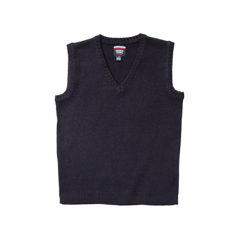 V-Neck Knit Sweater Vest Sz XS-XXL (3 Colors)