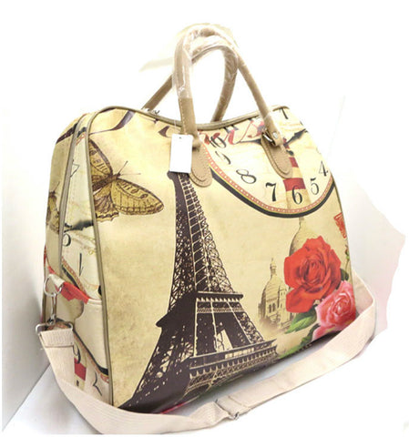 Paris Travel Tote