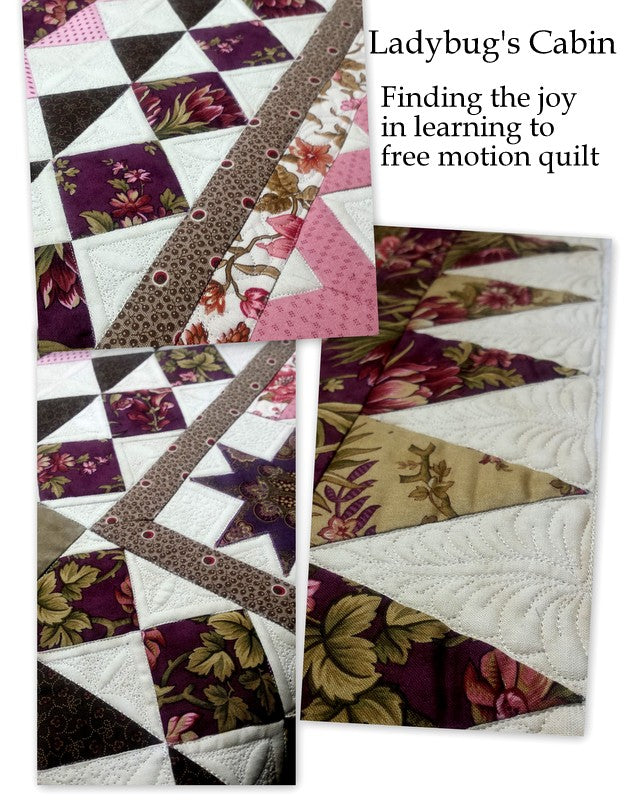 Video - Find the JOY in learning Free-motion Quilting