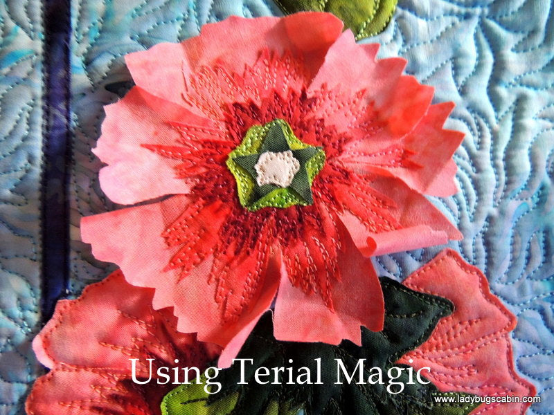 Video - Using Terial Magic On Your Quilting Projects