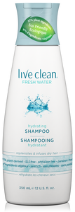 Fresh Water Hydrating Shampoo, 12 oz.