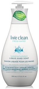 Fresh Water Hydrating Hand Soap, 17 oz.