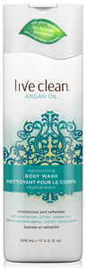 Replenishing Argan Oil Body Wash, 17 oz.