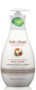 Coconut Milk Moisturizing Body Lotion, 17 OZ.
