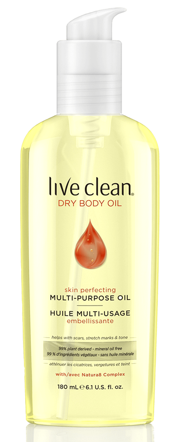 Multi-purpose Dry Body Oil, 6.1 OZ.