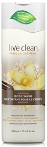 Vanilla Oatmeal Body Wash, 17 OZ.
