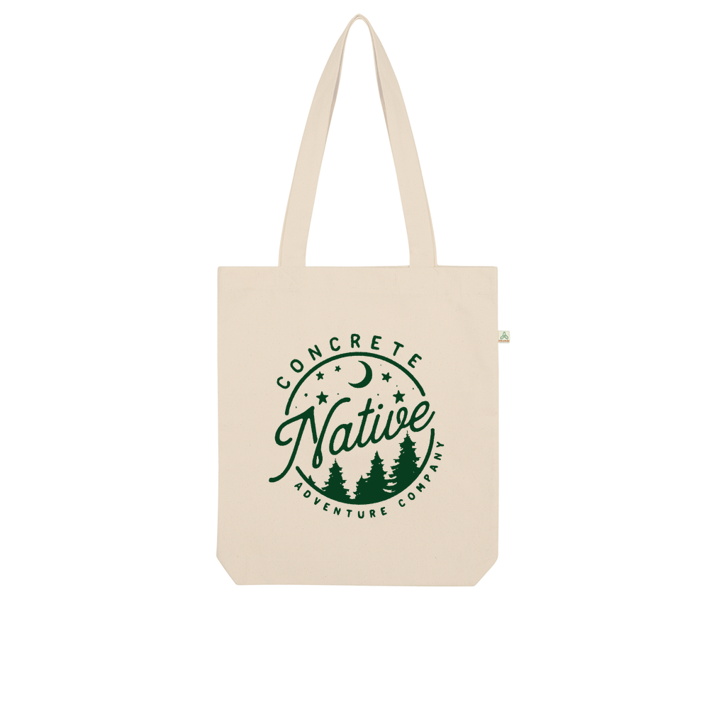 Under the Stars Organic Tote Bag 🌱