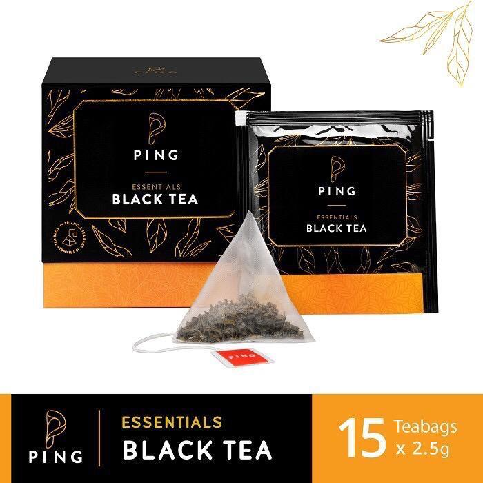 Black Tea ( PING - 2 Tang )