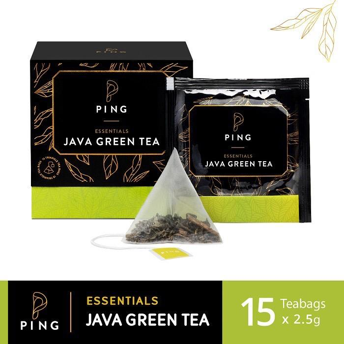 Java Green Tea ( PING - 2 Tang )