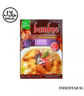 Bamboe seasoning