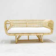 Daybed Rattan by Kigamani - Sarinah