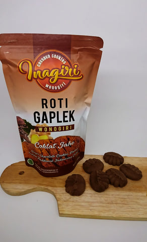 Inagiri Gaplek Bread, Chocolate Ginger variant