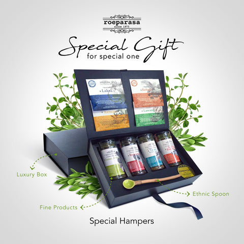 Seasoning Special Gift ( Hampers )