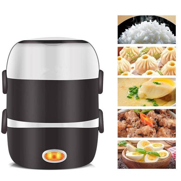 Mitaku-Thermal Heating Lunchbox