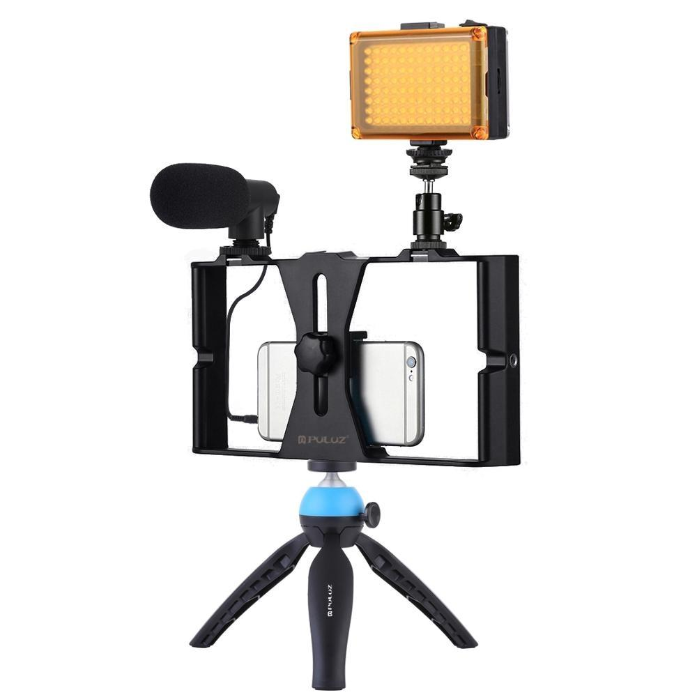 🏆Award winning 4 in 1 Vlogging Smartphone Kit