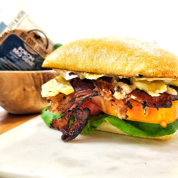 The Big Cove BLT