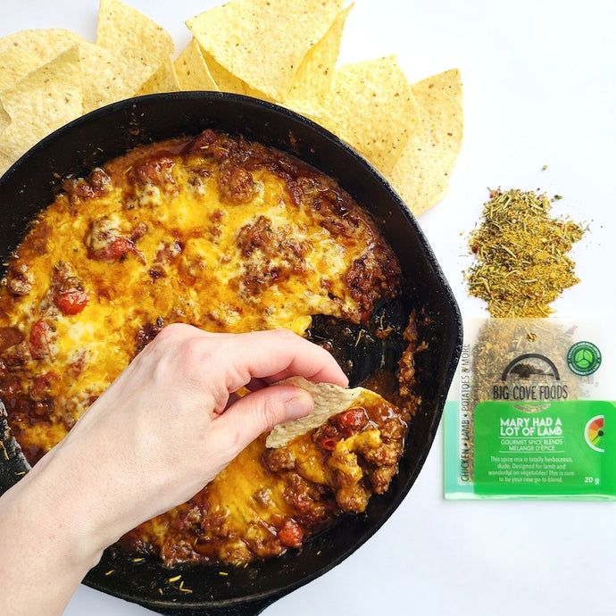 Mary's Queso Fundido