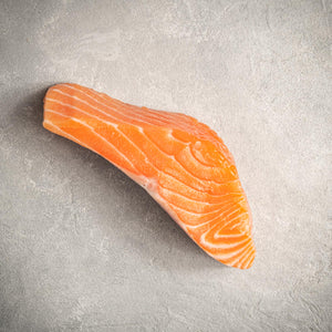 Faroe Island Salmon Fillet side view