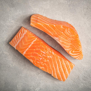 Faroe Island Salmon dual fillets by FishFinery