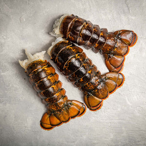 Trio of Main Lobster Tails by FishFinery