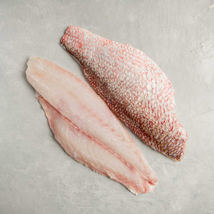 Red Snapper Fillet by FishFinery