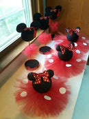 deco bapteme mickey minnie