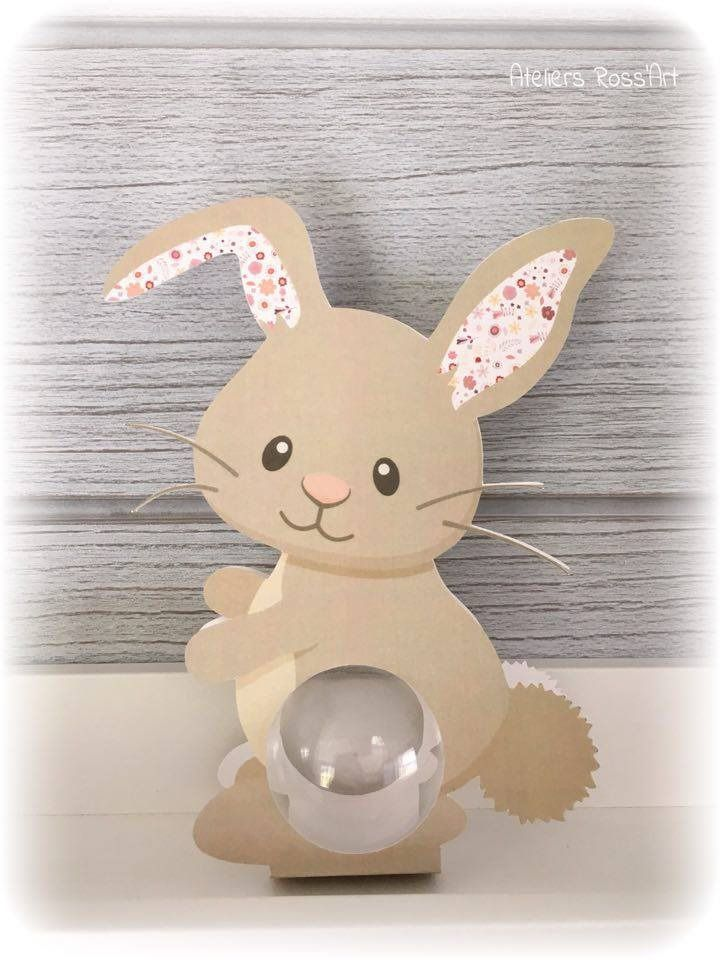 decoration bapteme lapin