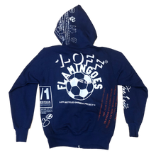 Load image into Gallery viewer, Vintage AYSO Soccer Coach's Hoodie (Small)