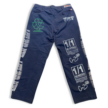 Load image into Gallery viewer, Navy Work Pants (36x32)
