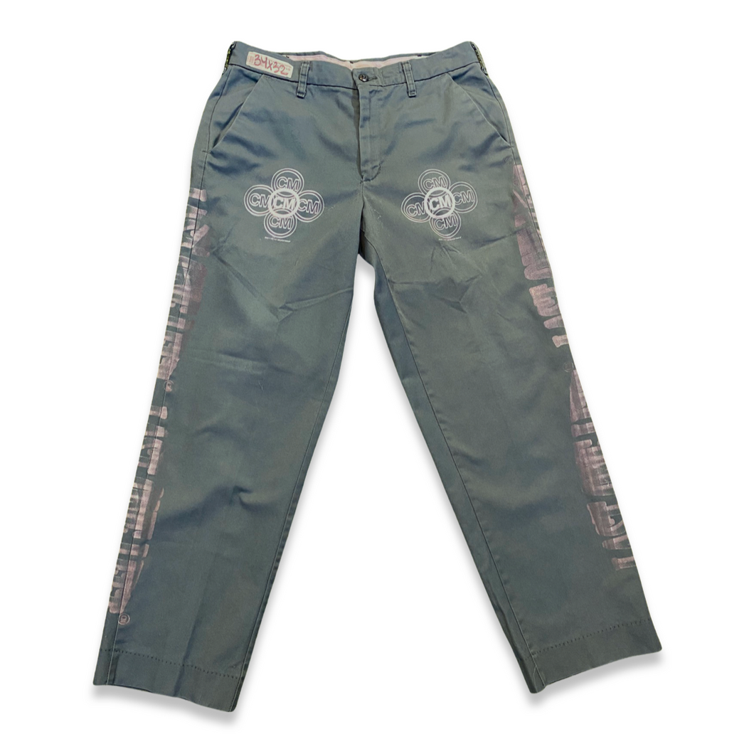 Green Work Pants (34x32)