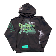 Load image into Gallery viewer, The Green Room Hoodie (S/M)